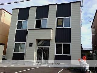 北海道函館市の築11年 2階建の賃貸アパート