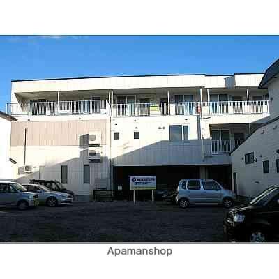 北海道函館市、柏木町駅徒歩16分の築16年 3階建の賃貸マンション