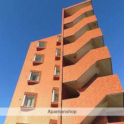 北海道函館市、湯の川駅徒歩19分の築28年 7階建の賃貸マンション
