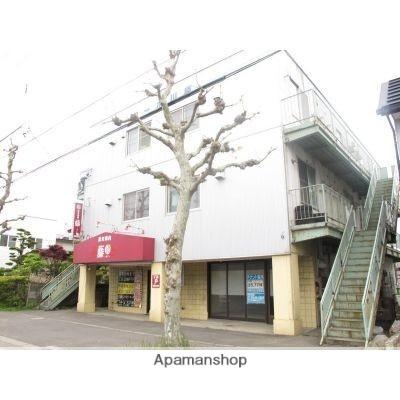 北海道函館市の築32年 3階建の賃貸アパート