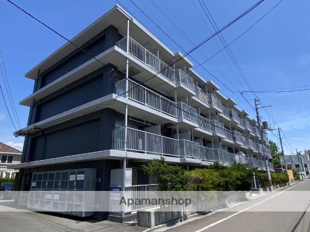 北海道函館市、柏木町駅徒歩11分の築30年 4階建の賃貸マンション