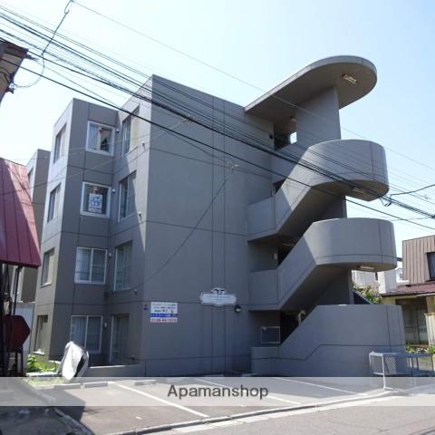北海道函館市の築15年 4階建の賃貸マンション