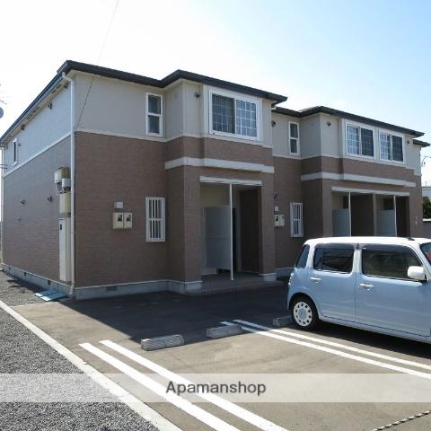 北海道函館市の築8年 2階建の賃貸アパート