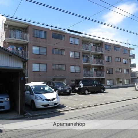 北海道函館市、柏木町駅徒歩11分の築18年 4階建の賃貸マンション