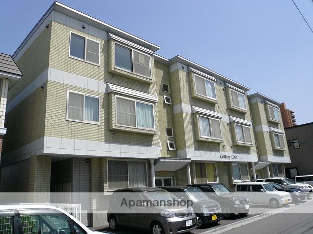 北海道函館市、五稜郭駅徒歩7分の築15年 3階建の賃貸マンション