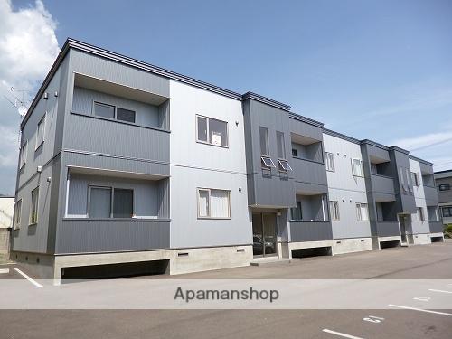 北海道亀田郡七飯町、七飯駅徒歩12分の築7年 2階建の賃貸アパート