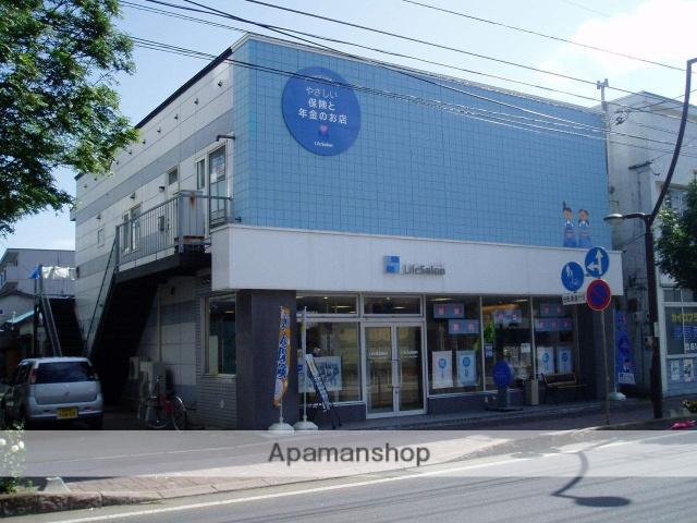 北海道函館市の築28年 2階建の賃貸アパート