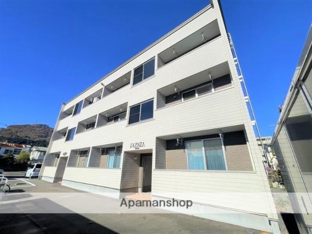 北海道函館市、宝来町駅徒歩3分の新築 3階建の賃貸アパート