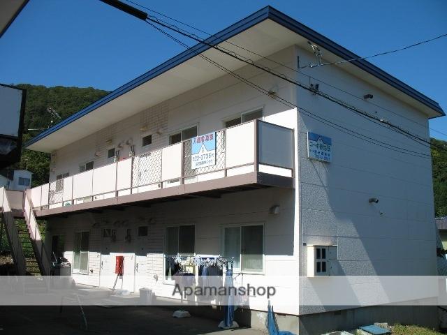 北海道函館市、宝来町駅徒歩19分の築27年 2階建の賃貸アパート