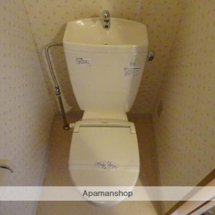 サンライフ亀田港Ⅵ[2LDK/55.04m2]のトイレ