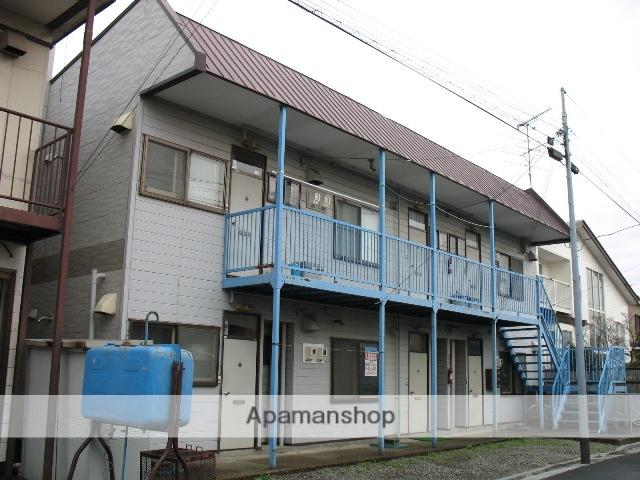 北海道函館市、五稜郭駅徒歩10分の築32年 2階建の賃貸アパート