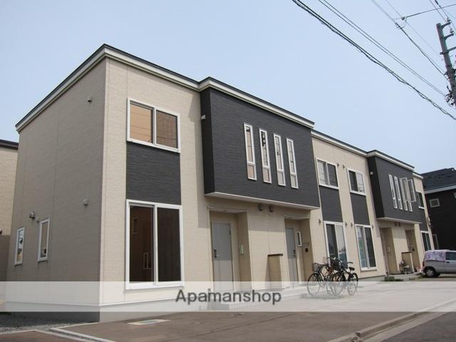 北海道函館市、昭和橋駅徒歩8分の築7年 2階建の賃貸アパート