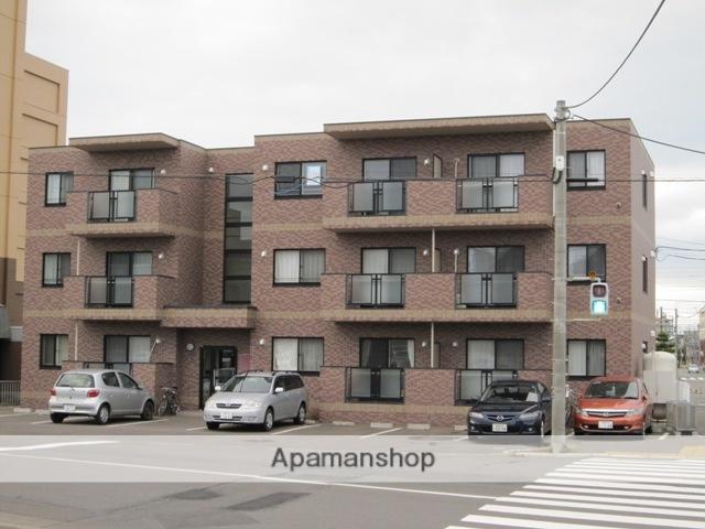 北海道函館市の築13年 3階建の賃貸マンション