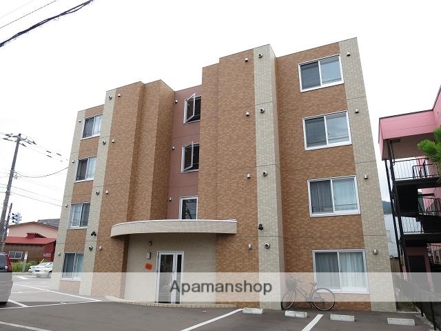 北海道函館市、宝来町駅徒歩2分の築6年 4階建の賃貸マンション