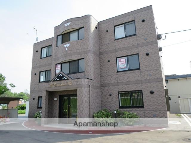 北海道函館市の築5年 3階建の賃貸マンション
