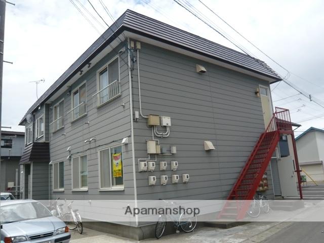 北海道函館市の築30年 2階建の賃貸アパート