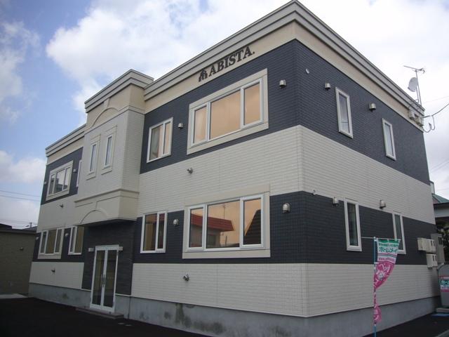 北海道函館市の築5年 2階建の賃貸アパート
