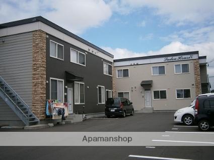 北海道函館市の築18年 2階建の賃貸アパート