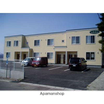 北海道亀田郡七飯町、七飯駅徒歩12分の築10年 2階建の賃貸アパート
