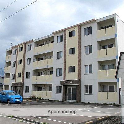 北海道函館市、堀川町駅徒歩19分の築10年 4階建の賃貸マンション