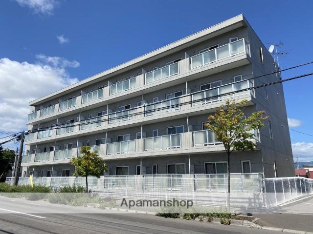 北海道函館市、柏木町駅徒歩7分の築14年 4階建の賃貸マンション