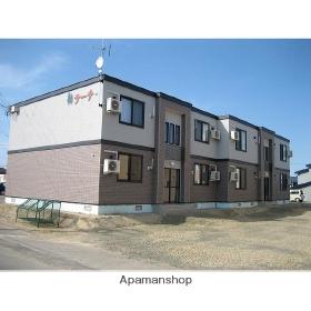 北海道網走市、網走駅徒歩60分の築12年 2階建の賃貸アパート