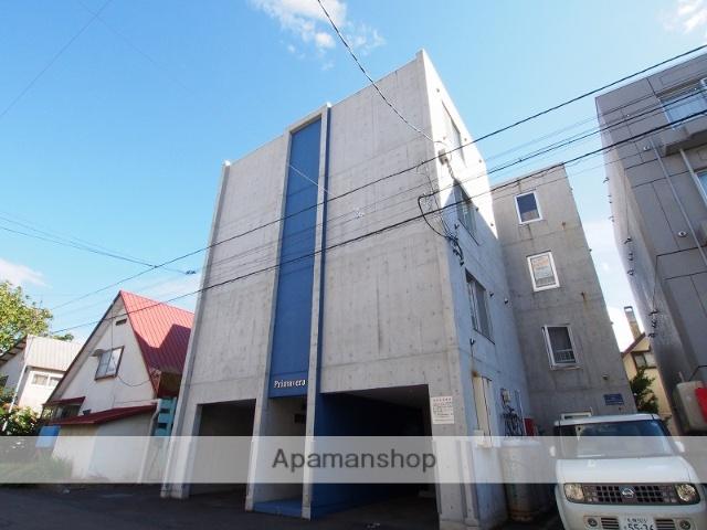 北海道札幌市南区、澄川駅徒歩10分の築15年 4階建の賃貸マンション