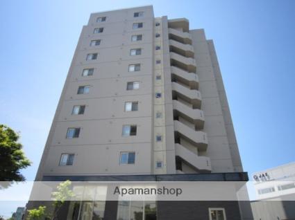 北海道札幌市豊平区、月寒中央駅徒歩19分の築8年 11階建の賃貸マンション