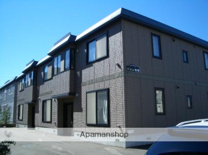 北海道札幌市豊平区、東札幌駅徒歩15分の築16年 2階建の賃貸アパート