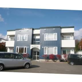 北海道札幌市豊平区、南平岸駅徒歩15分の築21年 2階建の賃貸アパート