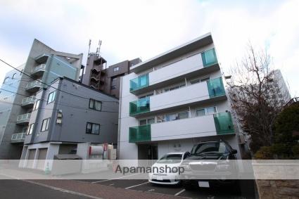 北海道札幌市豊平区、菊水駅徒歩17分の築9年 4階建の賃貸マンション