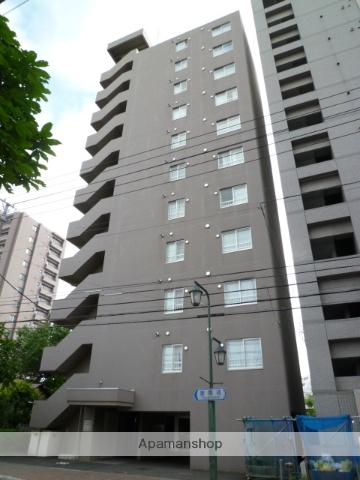 北海道札幌市豊平区、平岸駅徒歩16分の築20年 11階建の賃貸マンション
