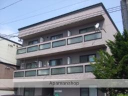 北海道札幌市豊平区、平岸駅徒歩20分の築17年 3階建の賃貸アパート