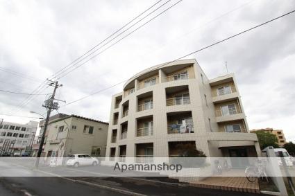 北海道札幌市豊平区、東札幌駅徒歩12分の築27年 4階建の賃貸マンション