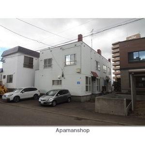 北海道札幌市豊平区、豊平公園駅徒歩19分の築30年 2階建の賃貸テラスハウス