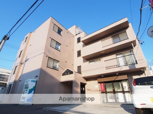 北海道札幌市豊平区、平岸駅徒歩14分の築21年 4階建の賃貸マンション