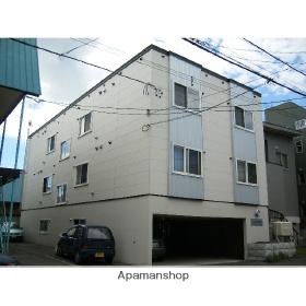 北海道札幌市豊平区、美園駅徒歩12分の築15年 2階建の賃貸アパート