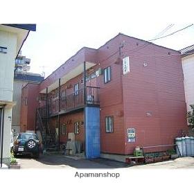 北海道札幌市豊平区、白石駅徒歩13分の築33年 2階建の賃貸アパート