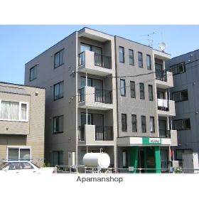 北海道札幌市豊平区、東札幌駅徒歩14分の築14年 4階建の賃貸マンション
