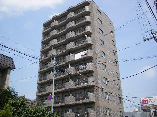 北海道札幌市豊平区、美園駅徒歩17分の築14年 10階建の賃貸マンション
