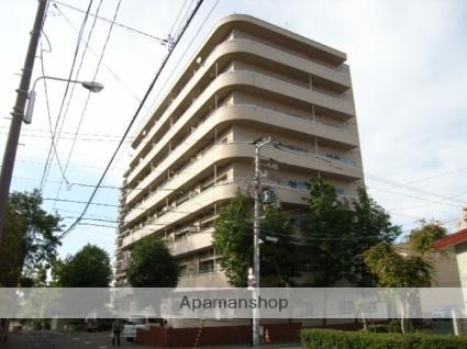 北海道札幌市豊平区、豊平公園駅徒歩18分の築21年 4階建の賃貸マンション