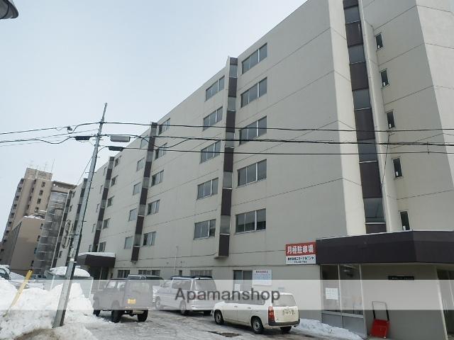 北海道札幌市豊平区、学園前駅徒歩13分の築41年 6階建の賃貸マンション