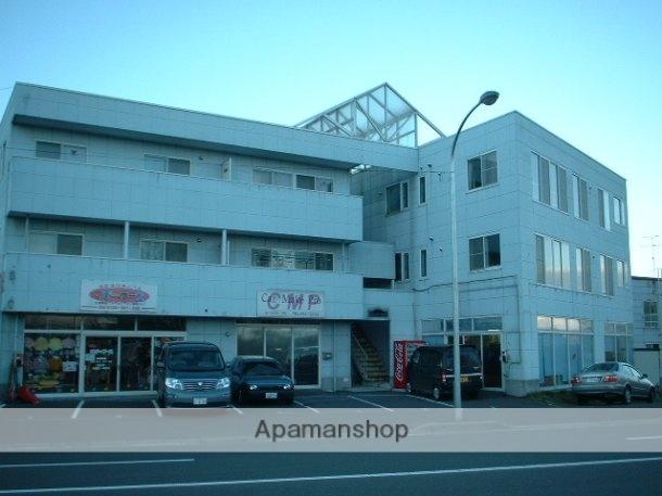 北海道札幌市豊平区、南郷7丁目駅徒歩19分の築28年 3階建の賃貸マンション