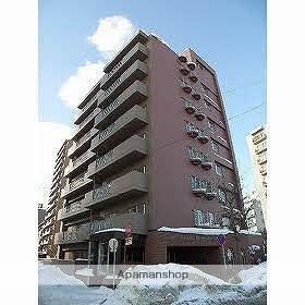 北海道札幌市豊平区、平岸駅徒歩5分の築34年 8階建の賃貸マンション
