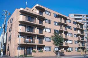 北海道札幌市豊平区、平岸駅徒歩16分の築28年 5階建の賃貸マンション