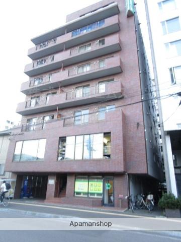 北海道札幌市豊平区、東札幌駅徒歩12分の築32年 8階建の賃貸マンション