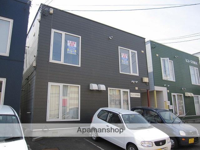 北海道札幌市豊平区、平岸駅徒歩12分の築31年 2階建の賃貸アパート