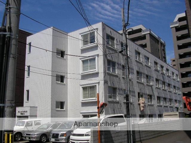 北海道札幌市豊平区、中の島駅徒歩13分の築29年 4階建の賃貸マンション