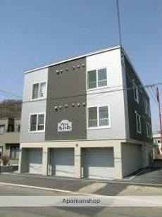 北海道札幌市南区、中の島駅じょうてつバスバス15分真駒内本町下車後徒歩8分の築10年 3階建の賃貸アパート
