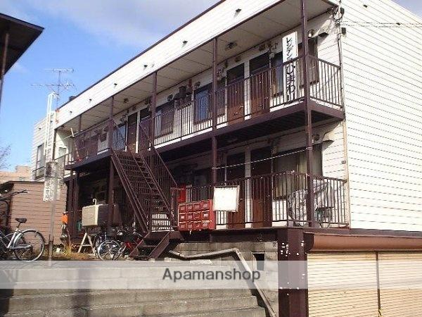 北海道札幌市豊平区、美園駅徒歩10分の築31年 2階建の賃貸アパート